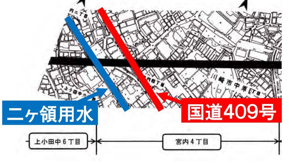 リニアルートの図・3